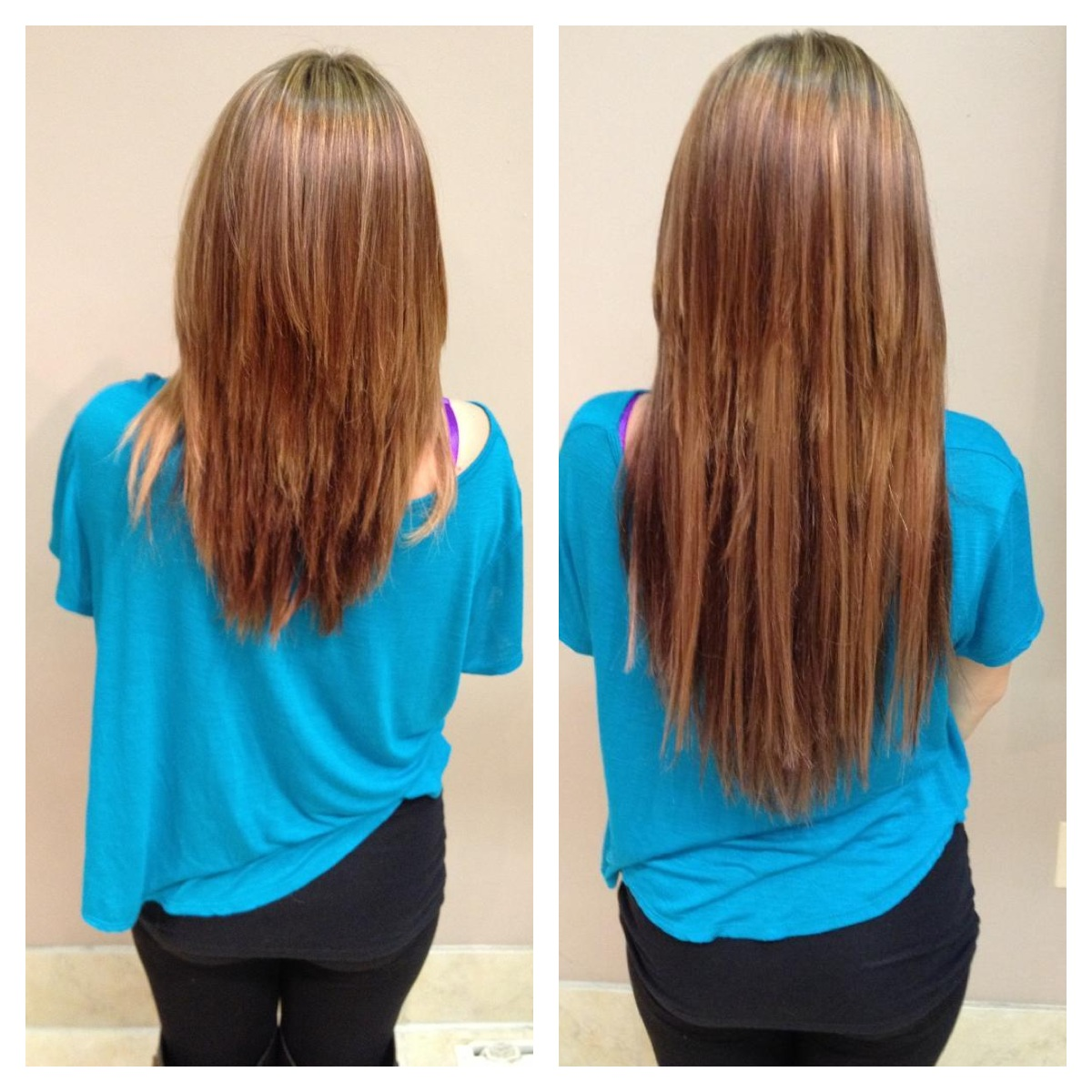About those hair extensions angelboston this is adrienne c before pmusecretfo Choice Image